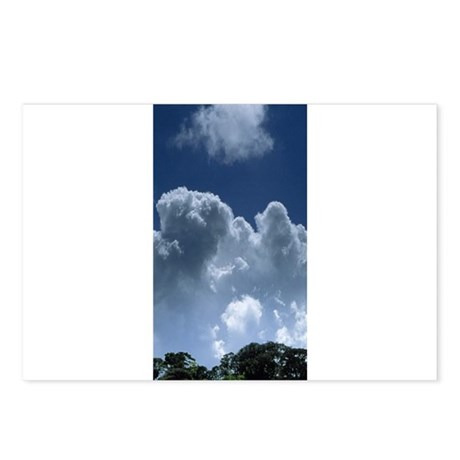 skytrees Postcards (Package of 8)