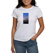 sky sea photo Tee