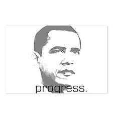 "Obama ""progress."" Postcards (Package of 8)"