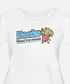"""Books: Read the Movie"" T-Shirt"