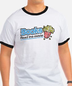 """Books: Read the Movie"" T"