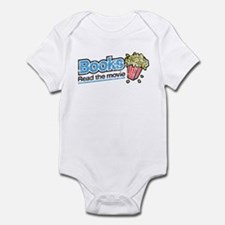 """Books: Read the Movie"" Infant Bodysuit"