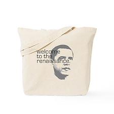 Cute Obama victory Tote Bag