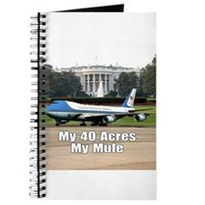 40 Acres and a Mule Journal