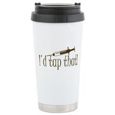 Funny Phlebotomy & Nursing Travel Mug