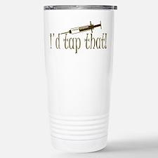 Funny Phlebotomy & Nursing Travel Mug