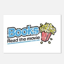 """Books: Read the Movie"" Postcards (Packa"