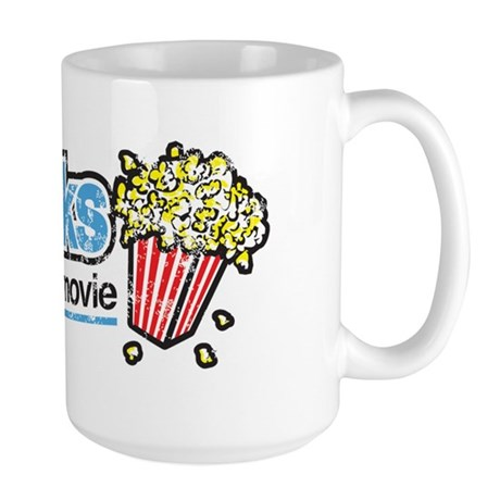 """Books: Read the Movie"" Large Mug"
