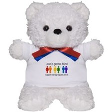 Marriage Equality Teddy Bear