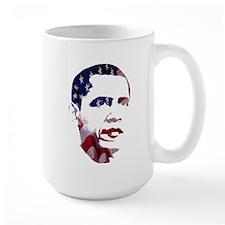 Obama Flag Mug