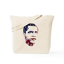 Obama Flag Tote Bag