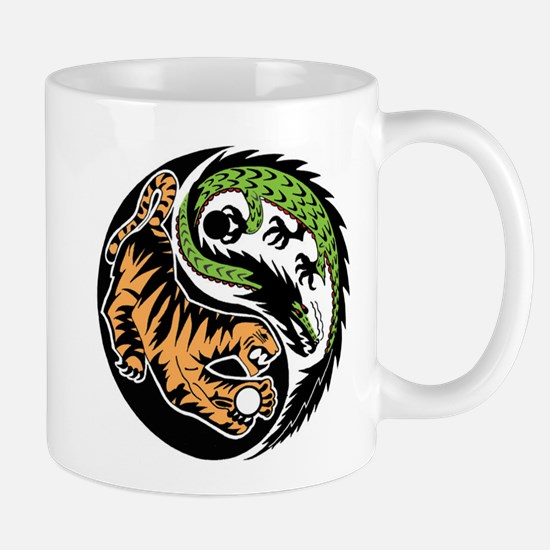 Dragon Tiger Mug