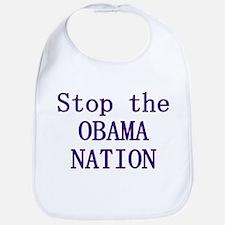Obama Nation Bib
