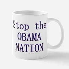 Obama Nation Mug