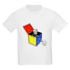 Ferret Jack-In-The-Box (white) T-Shirt