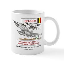 BELGIUM Air Force Mug
