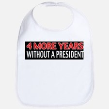 4 More Years Bib