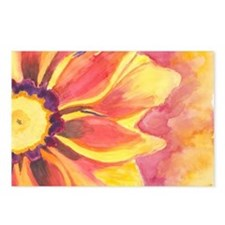 Blazing Daisy Postcards (Package of 8)