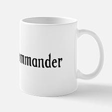 Zombie Commander Mug