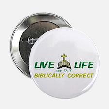 "Live Life! Button 2.25"""