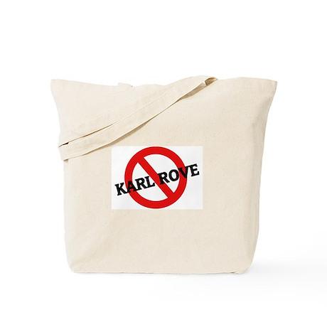 Anti Karl Rove Tote Bag
