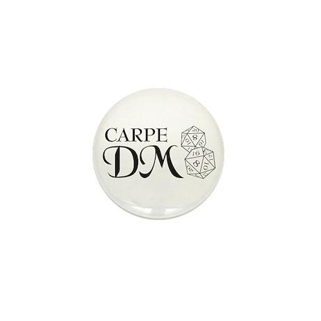 Carpe DM Mini Button (10 pack)