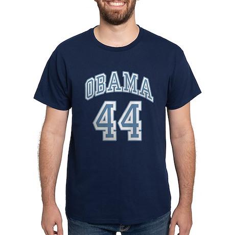Obama 44th President bl Dark T-Shirt