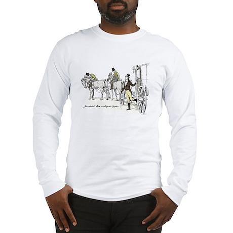Hugh Thompson Ch 1 Long Sleeve T-Shirt