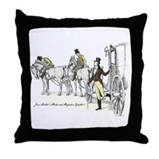 Hugh Thompson Ch 1 Throw Pillow