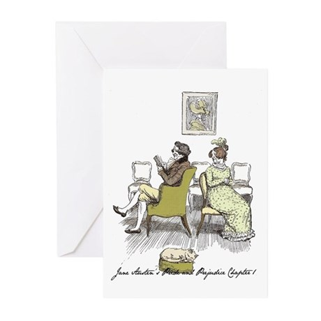 Hugh Thompson Ch 1a Greeting Cards (Pk of 20)