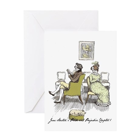 Hugh Thompson Ch 1a Greeting Card