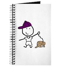 Boy & Ferret Journal