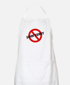 Anti John Kerry BBQ Apron