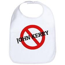 Anti John Kerry Bib