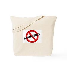 Anti John Kerry Tote Bag