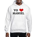 Amo (i love) Manuel Hooded Sweatshirt