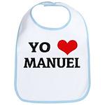 Amo (i love) Manuel Bib
