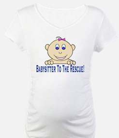 Babysitter To The Rescue Shirt
