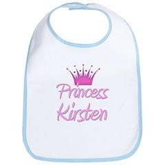 Princess Kirsten Bib