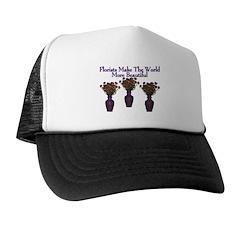 Florists Trucker Hat