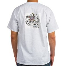 Vintage Ink Tattoos Classic T-Shirt
