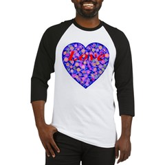 Hot Love StarBurst Baseball Jersey