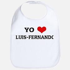 Amo (i love) Luis-Fernando Bib
