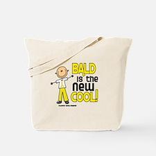 Bald 6 Childhood Cancer (SFT) Tote Bag