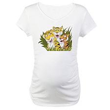 Cartoon Tiger Trio Shirt