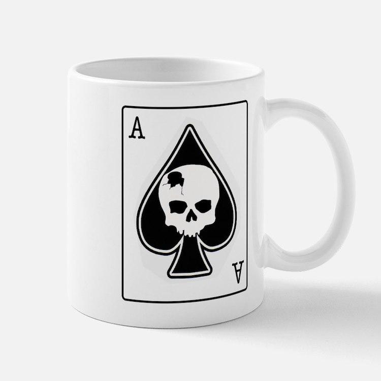 The Ace of Spades Mug
