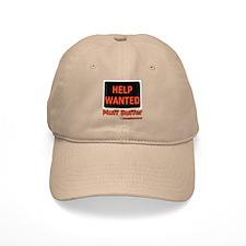 Help Wanted: Muff Buffer Baseball Cap