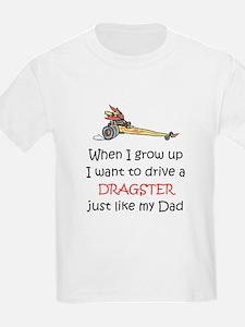 WIGU Dragster Dad T-Shirt
