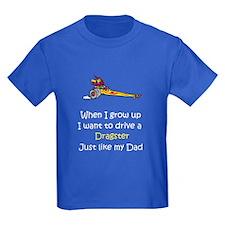 WIGU Dragster Dad T