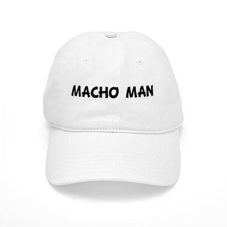 MACHO MAN Cap